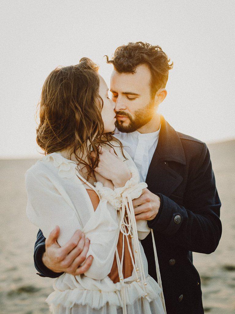 Coupleshooting am Meer