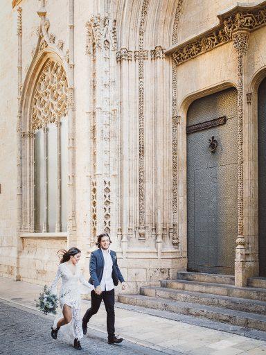 Boho Elopment in Valencia