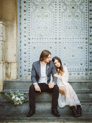 Hochzeit in Valencia