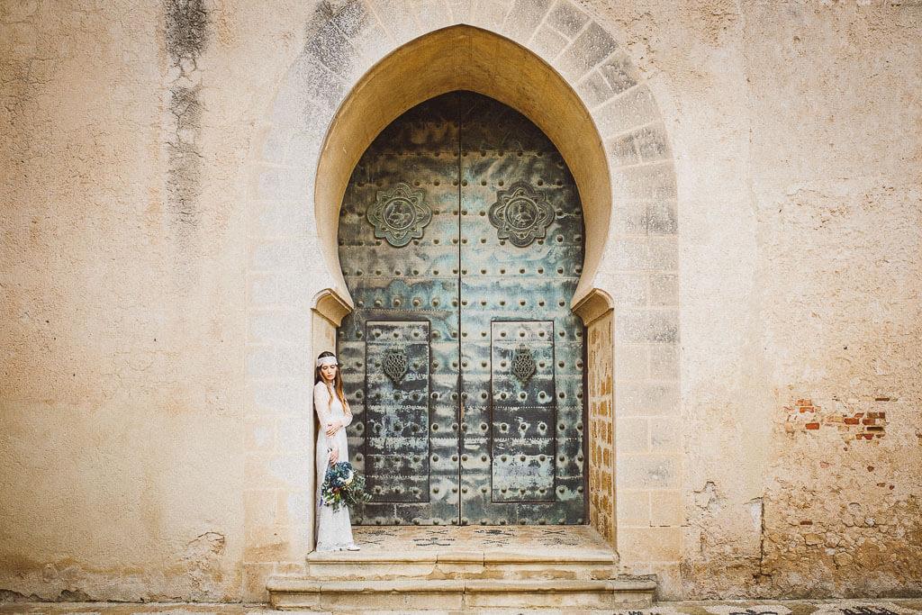 Hochzeitsfoto Andalusien