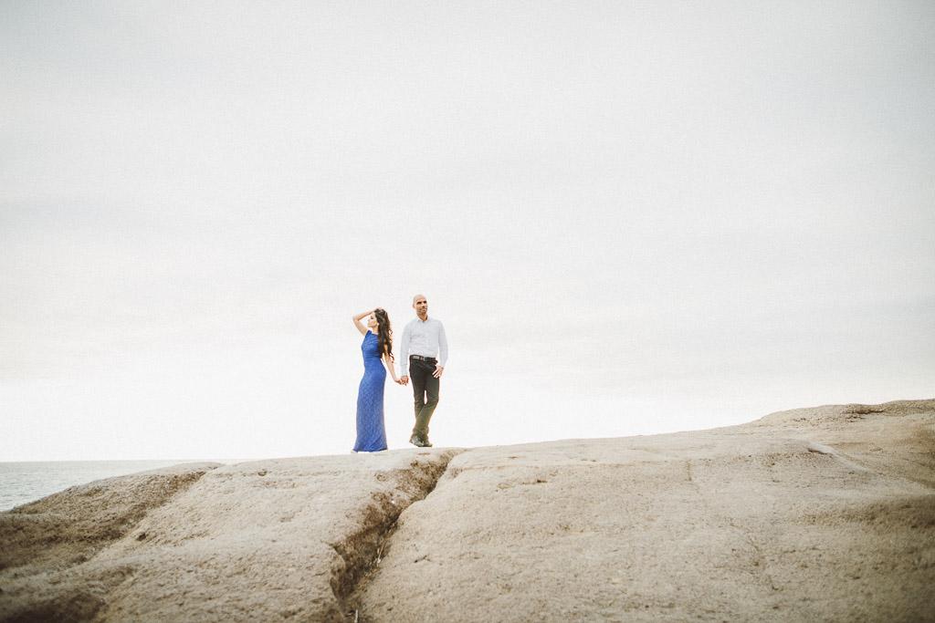 romantische Paarbilder auf Teneriffa Fotograf
