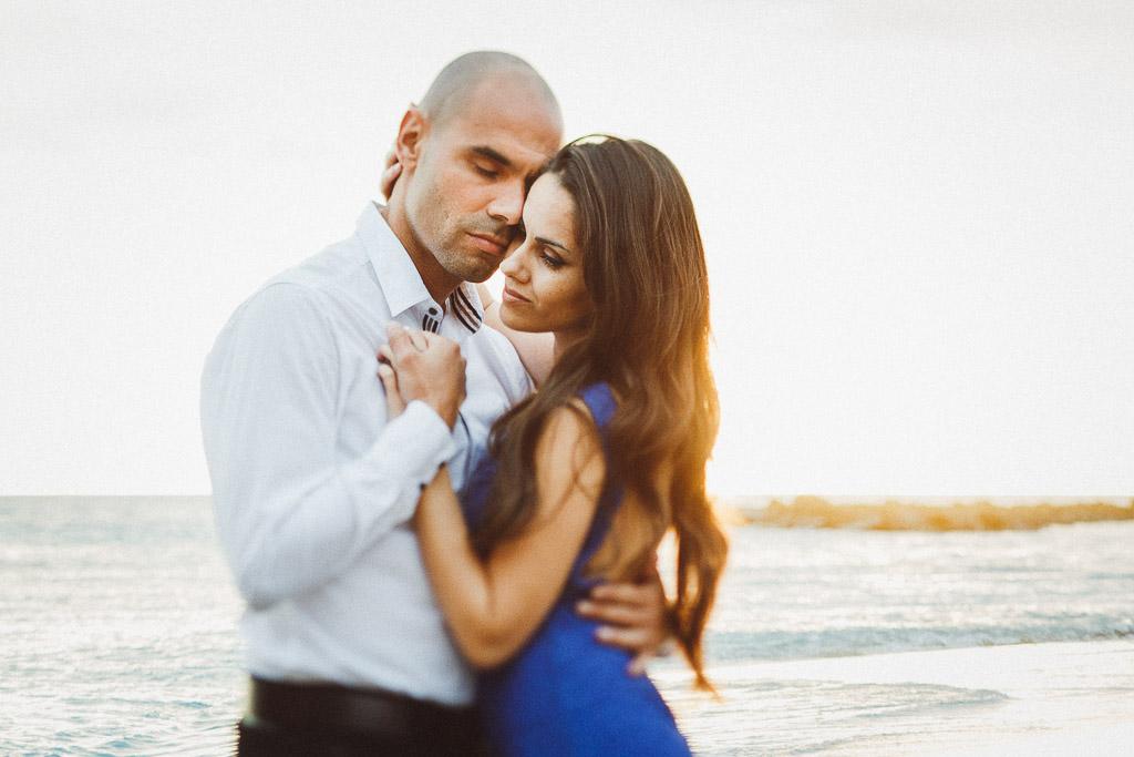 Coupleshooting am Meer Teneriffa