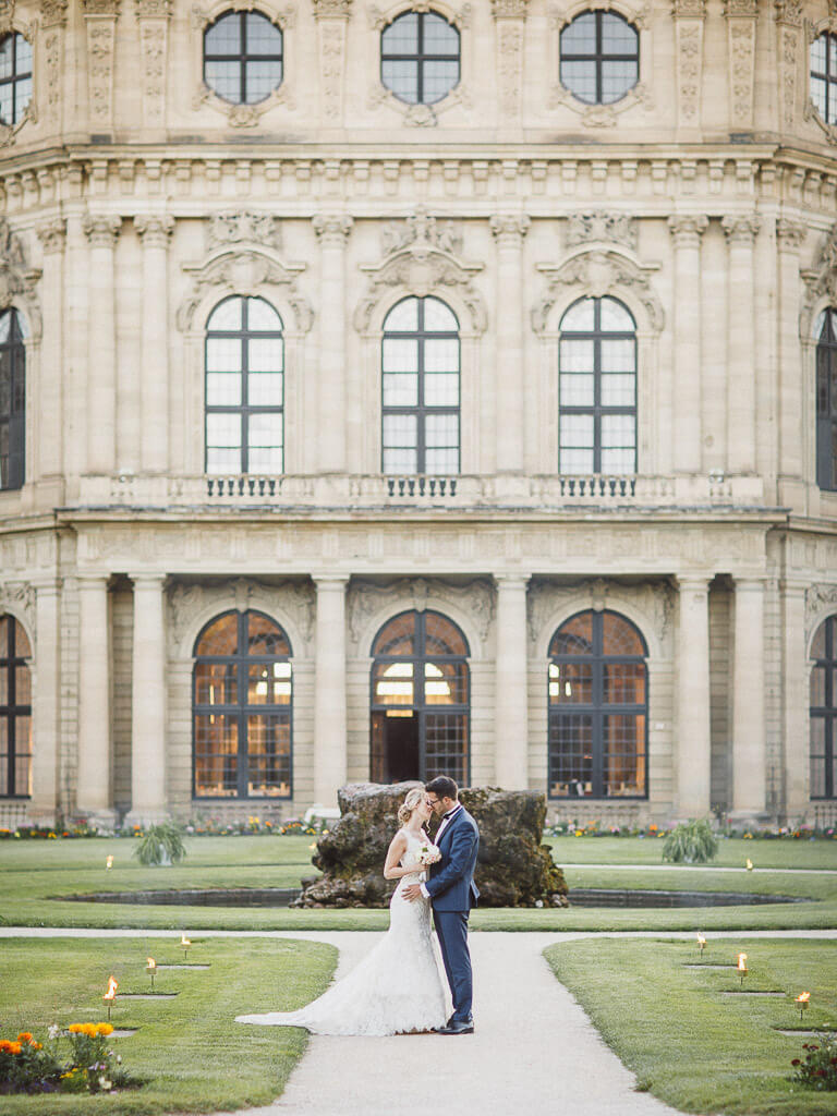 Hochzeit Würzburger Residenz