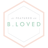 Featured on B.Loved Blog Badge