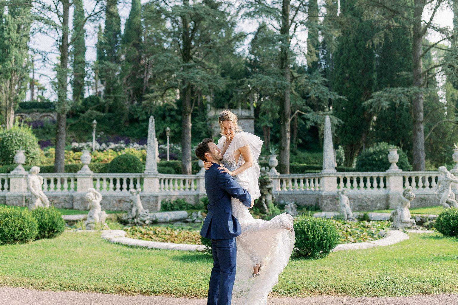 After Wedding Shooting Gardasee