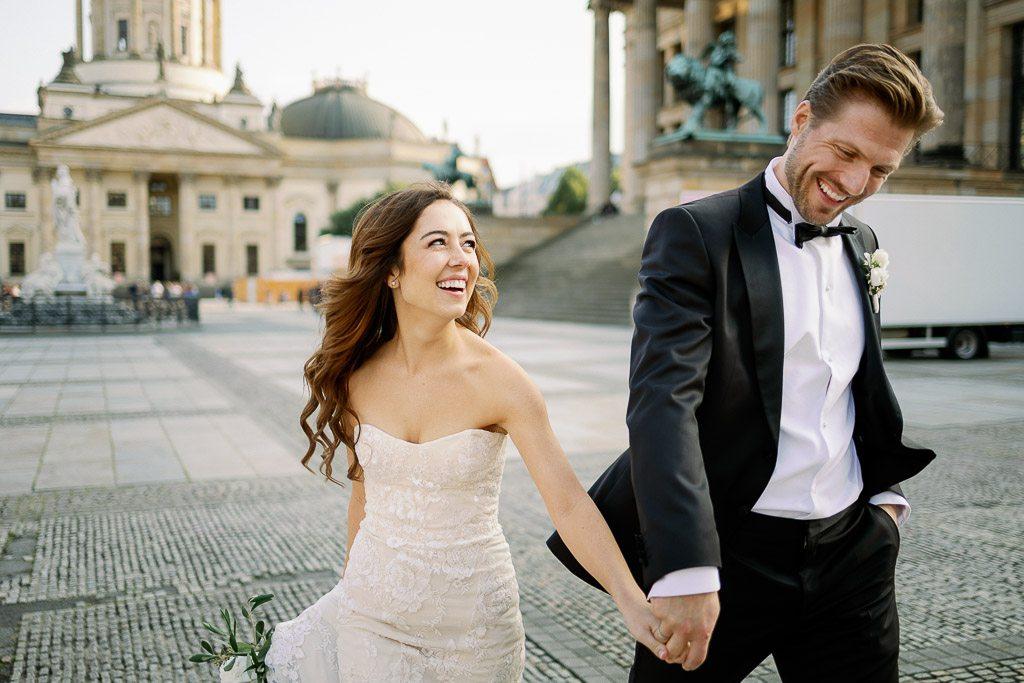 Hochzeit im Hotel de Rome - Hochzeitsfotograf Berlin